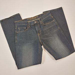 AEO American Eagle Classic Bootcut Jeans Sz.30x34